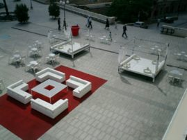 exterior furnitures