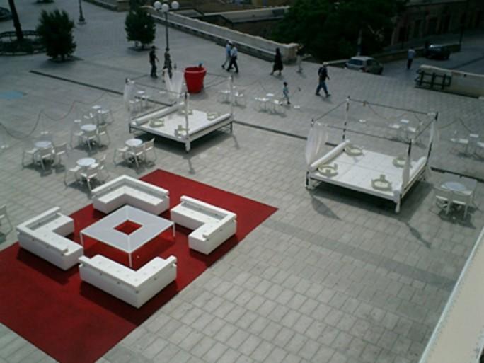 exterior furnitures